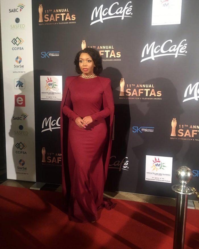 Thembisa Mdoda.