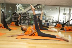 Finalists get 'fit' ahead of Miss SA 2017 pageant