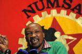 UPDATE: Numsa to meet with Gordhan, threatens 'massive strike' at Eskom