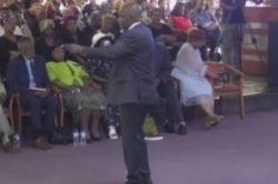 WATCH: Bishop Dununu addresses penis enlargement at church