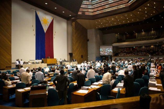 Philippines parliament.