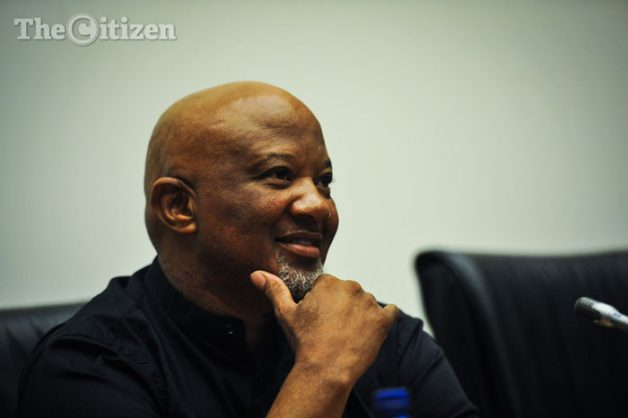 Ex-Deputy Finance Minister, Mcebisi Jonas. Picture: Jacques Nelles