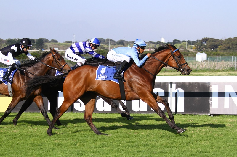 Western Cape-based trainer Justin Snaith runs Cuban Emerald in the Listed East Cape Sprint Cup over 1200m at Fairview today.