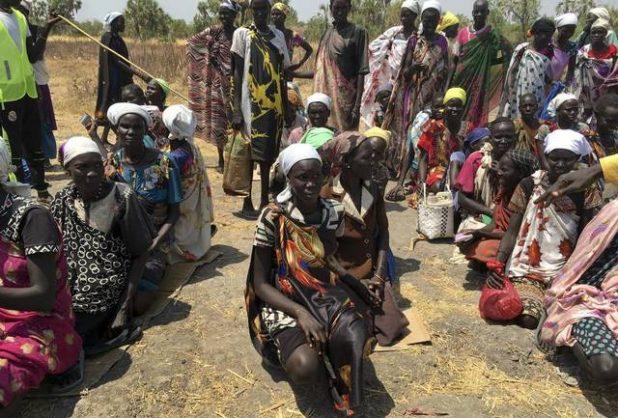 Sudan is facing a famine.