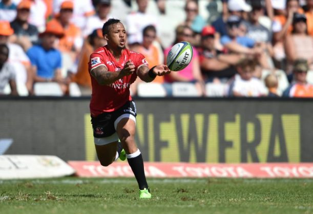 He's not on fire currently but it still would've been reassuring for the Lions to have Elton Jantjies present for the game against the Jaguares. Photo: Johan Pretorius/Gallo Images.