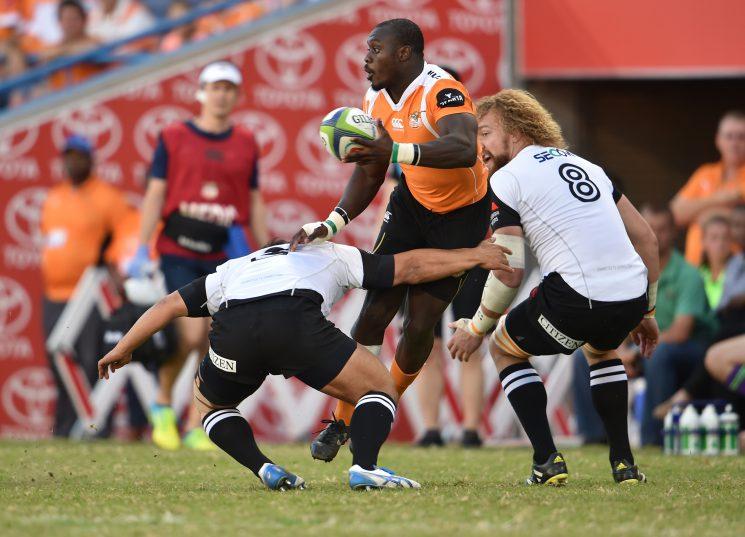 Big loss: Raymond Rhule won't go to Argentina with the Cheetahs. Photo: Johan Pretorius/Gallo Images.