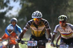Foreign pair surprisingly take early lead in Cape Epic