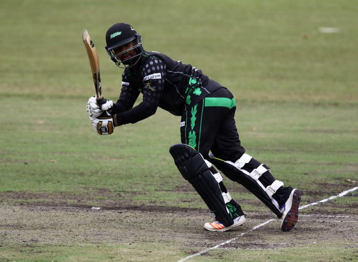 Khaya Zondo has been superb as the Dolphins' skipper in the One-day Cup. Photo: Anesh Debiky/Gallo Images.