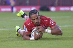 Superb Courtnall Skosan bags four tries as Lions run rampant