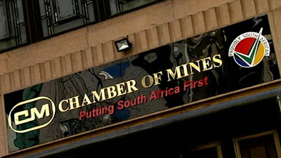 The Chamber of Mines