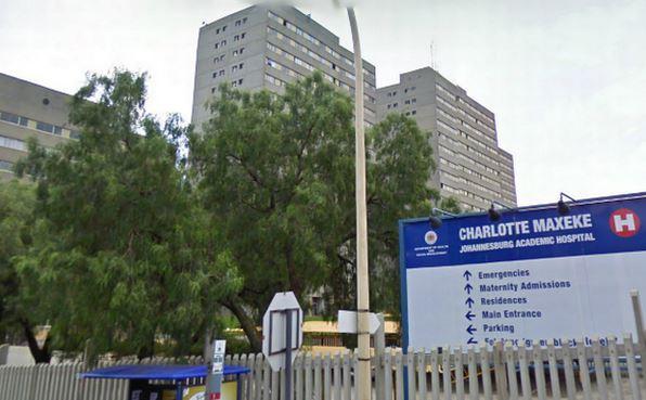 Charlotte Maxeke hospital. Google Images.