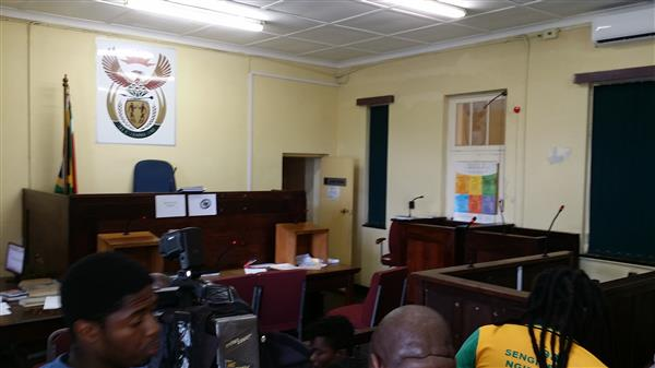 The Umzinto Magistrate's Court where the accused appeared on Tuesday. Picture: South Coast Herald