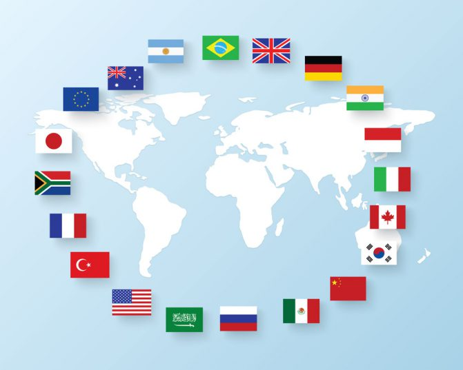 The G20 facilitates global engagement but participation can be cumbersome. Shutterstock