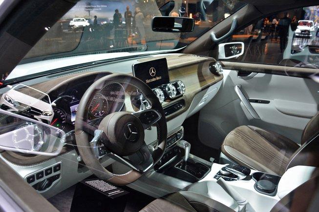 Nissan Navara Won T Get X Class Bakkie V6 Engine Says Mercedes