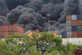 Durban warehouse fire under control, says municipality