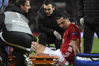 Ibrahimovic recovery will be hard, says Mourinho