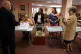 France votes in high-stakes presidential election