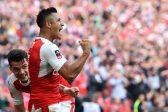 Arsenal boss Wenger salutes 'animal' Sanchez