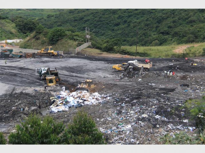 The Department of Environmental Affairs is currently investigating the malodour at Shongweni Landfill site, owned by waste management company, EnviroServ. PHOTO: Lloyd Mackenzie.