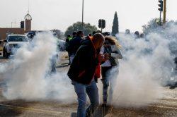 LISTEN: Lenasia protester says Lenasia land grabs are devaluing properties
