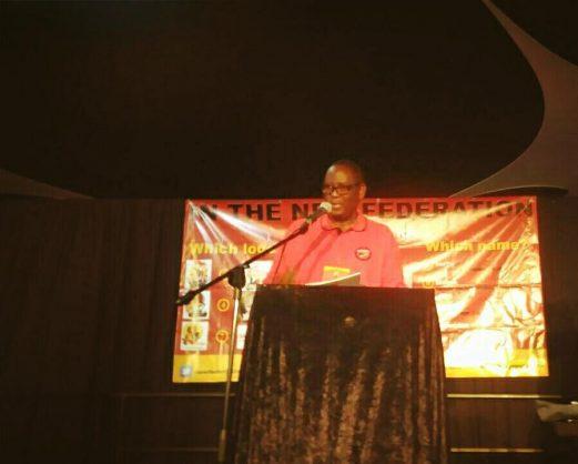 Vavi launches new SA trade union federation