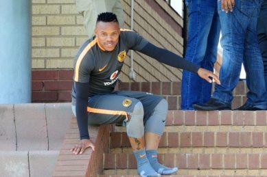 Former Chiefs striker in football limbo