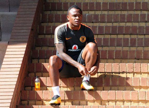 Tsepo Masilela of Kaizer Chiefs (Aubrey Kgakatsi/BackpagePix)