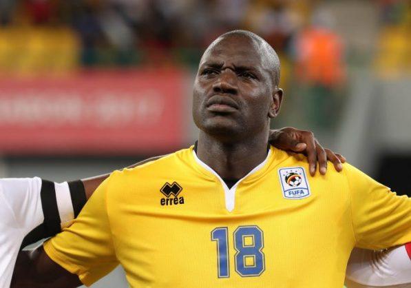 Denis Onyango of Uganda (Chris Ricco/BackpagePix)