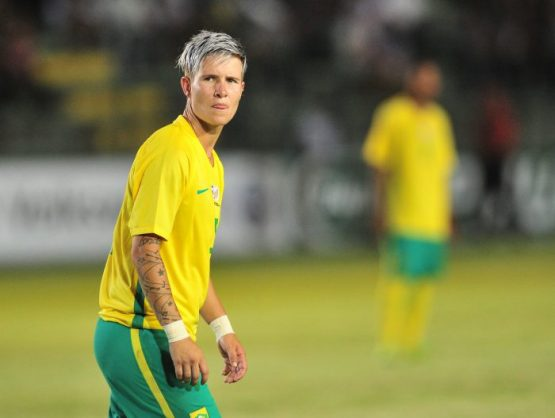 Banyana captain reveals what US player told her