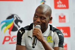 Sundowns could fine their captain for Champions League red card