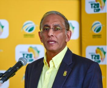 Haroon Lorgat and CSA aren't bowing to popular pressure to increase the number of domestic franchises. Photo: Christiaan Kotze/Gallo Images.