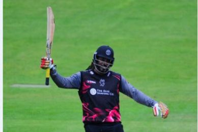 Chris Gayle and friends add star power to CSA's new T20 tourney