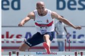 It's all about form, not medals for Cornel Fredericks