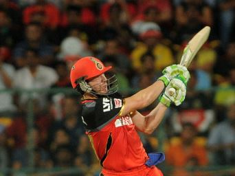 AB de Villiers won't play the opening game of IPL 2017. Photo: Times of India.