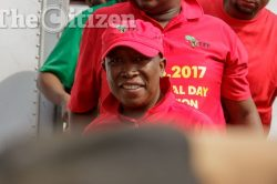 Because of you, Malema, I lost weight, says Twitter user