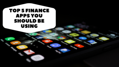 Top 5 finance apps you should be using