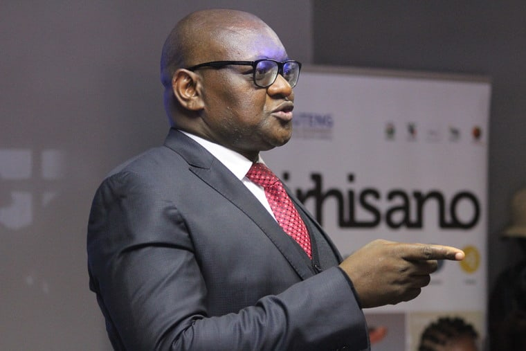 Gauteng Premier, David Makhura, is pleased with Busmark as it is one of the businesses driving the National Development Plan (NDP). Photo: Roxy de Villiers