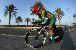 Ashleigh Moolman-Pasio crashes at World Champs