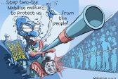 Ghost cartoon: The Guptank