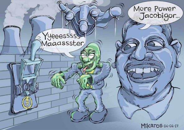 This is the closest thing we could find at short notice for 'Zombie Zuma', but what the hey. Illustration: Mikaros