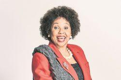 TV veteran Nomsa Nene is back with a bang