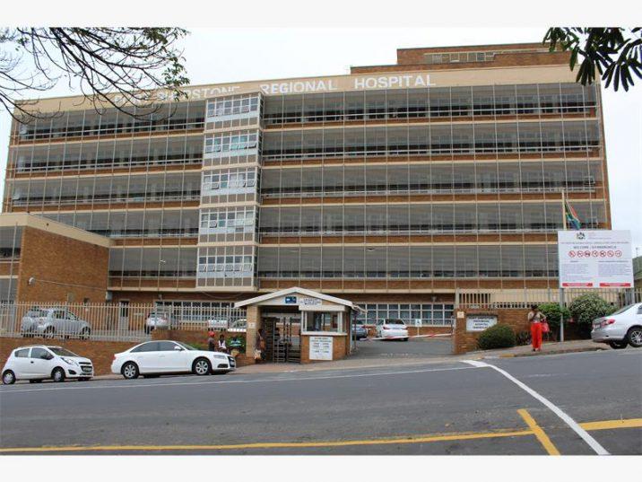 Port Shepstone Regional Hospital.