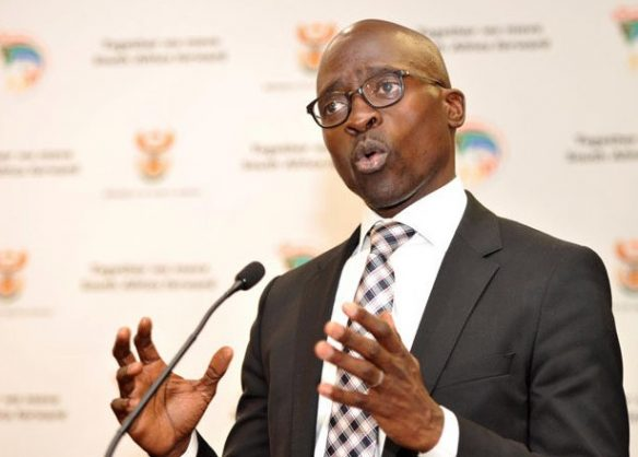 Malusi Gigaba (Photo: GCIS)