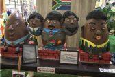 The Gupta, Bathabile Dlamini and Pravin Gordhan Easter eggs