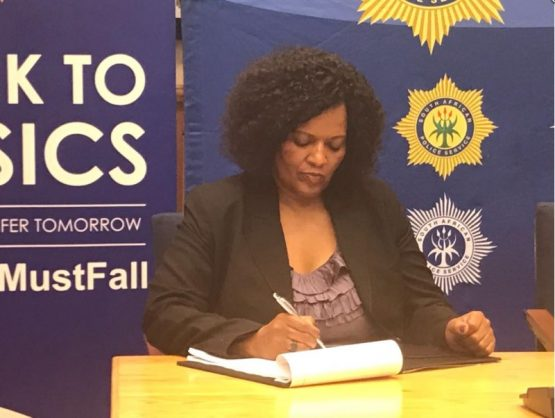 New Western Cape top cop ready to tackle crime in 'most complex province'
