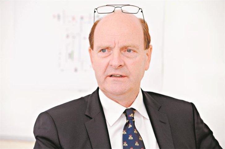 Forensic investigator Paul O'Sullivan. Picture: Refilwe Modise.
