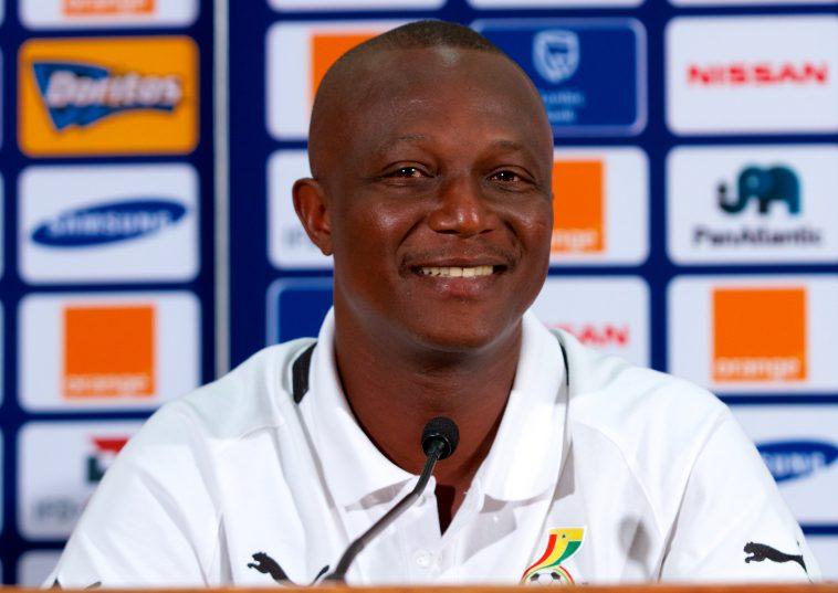 Kwesi Appiah, new coach of Ghana (Photo by Richard Huggard / Gallo Images)