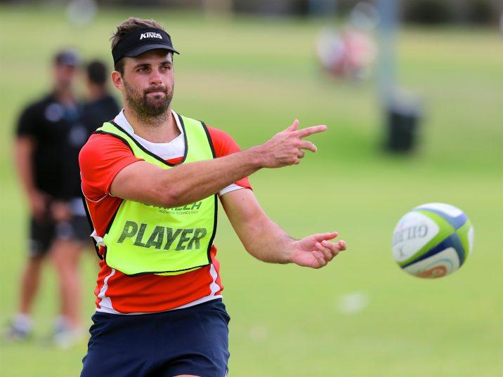 Stokkies Hanekom will pop up in unfamiliar kit in Sydney on Friday. Photo: Richard Huggard/Gallo Images.