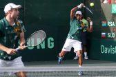 'Ecstatic' Raven Klaasen and SA celebrate big Davis Cup triumph
