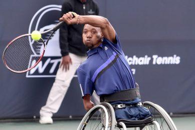 SA wheelchair tennis champion Lucas Sithole banned